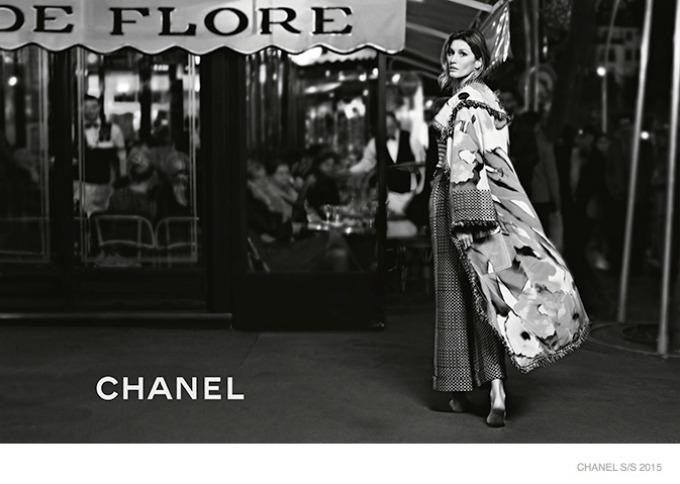 zizel bundsen u prolecnoj kampanji modne kuce chanel 3 Žizel Bundšen u prolećnoj kampanji modne kuće Chanel
