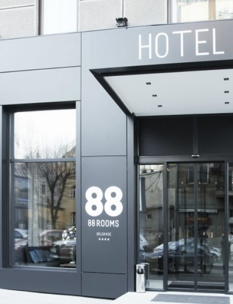 """""""88 Rooms Hotel"""" najpopularniji hotel u Srbiji prema Trip Advisor-u"""