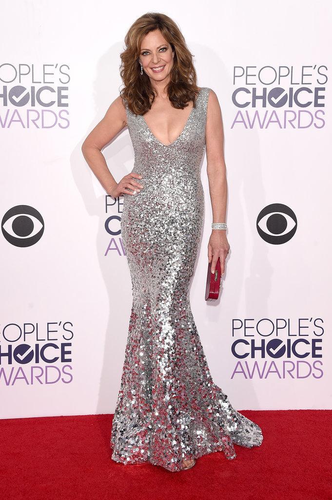Allison Janney Peoples Choice nagrade: Crveni tepih