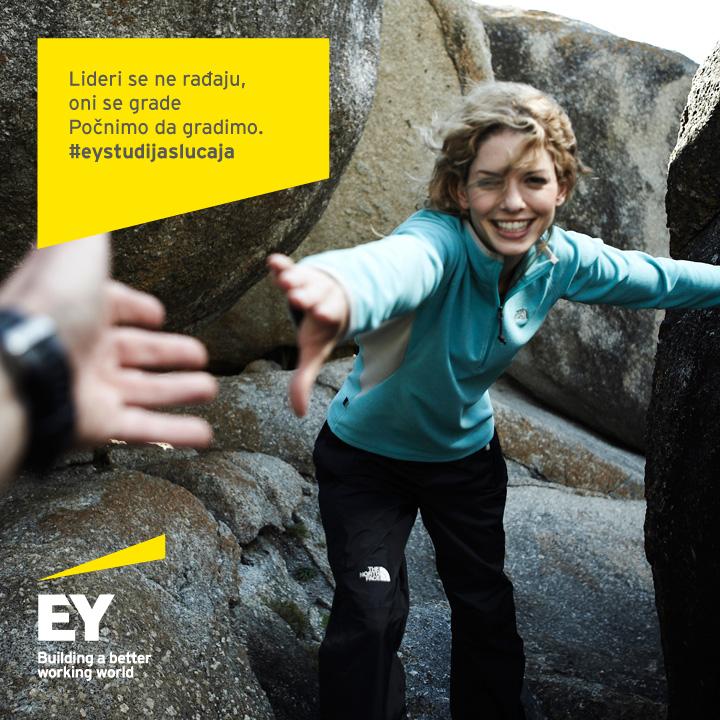 """EYStudijaSlucaja srednjoskolci EY studija slučaja za srednjoškolce Start Young   Take the Lead"""""""