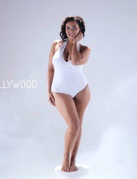 Idealno žensko telo nekad i sad