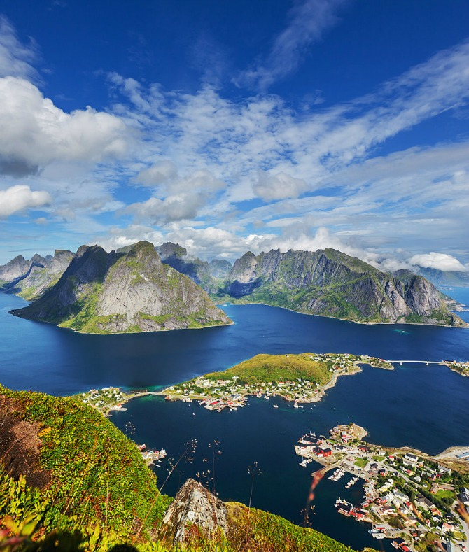 Lofoten ostrva Pet bajkovitih evropskih destinacija