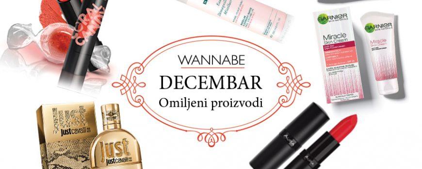 Omiljeni proizvodi iz decembra