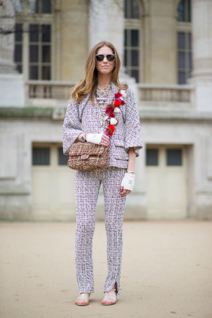 Street Style na Paris Haute Couture nedelji mode 12 Street style na Paris Haute Couture nedelji mode