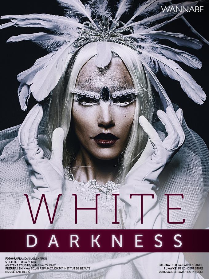 Wannabe Editorijal Februar 1 W680 Wannabe editorijal: White Darkness