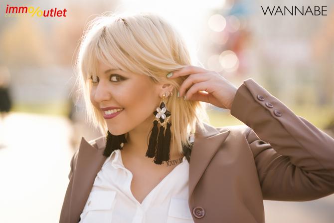 Wannabe fashion predlog Immo outlet center Wannabe blogger 13 Modni predlozi iz Immo Outlet Centra: Čista elegancija