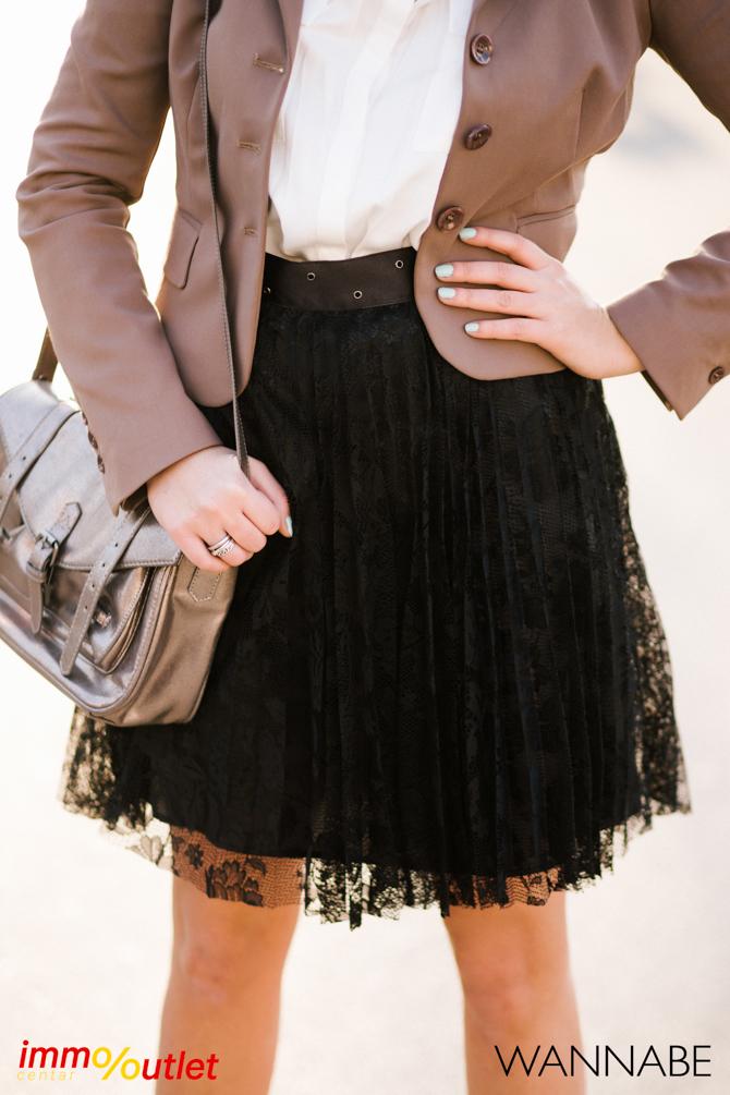 Wannabe fashion predlog Immo outlet center Wannabe blogger 14 Modni predlozi iz Immo Outlet Centra: Čista elegancija