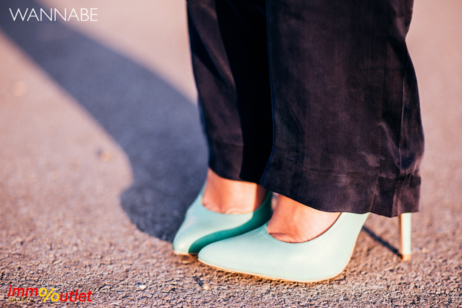 Wannabe fashion predlog Immo outlet center Wannabe blogger 35 Modni predlozi iz Immo Outlet Centra: Klasika u januaru
