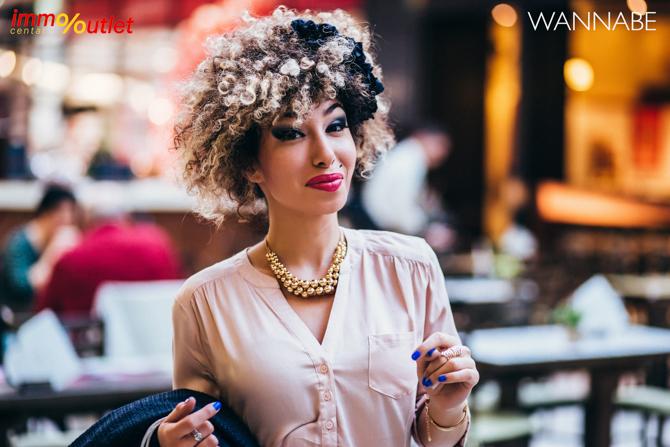 Wannabe fashion predlog Immo outlet center Wannabe blogger 411 Modni predlozi iz Immo Outlet Centra: Klasika u januaru