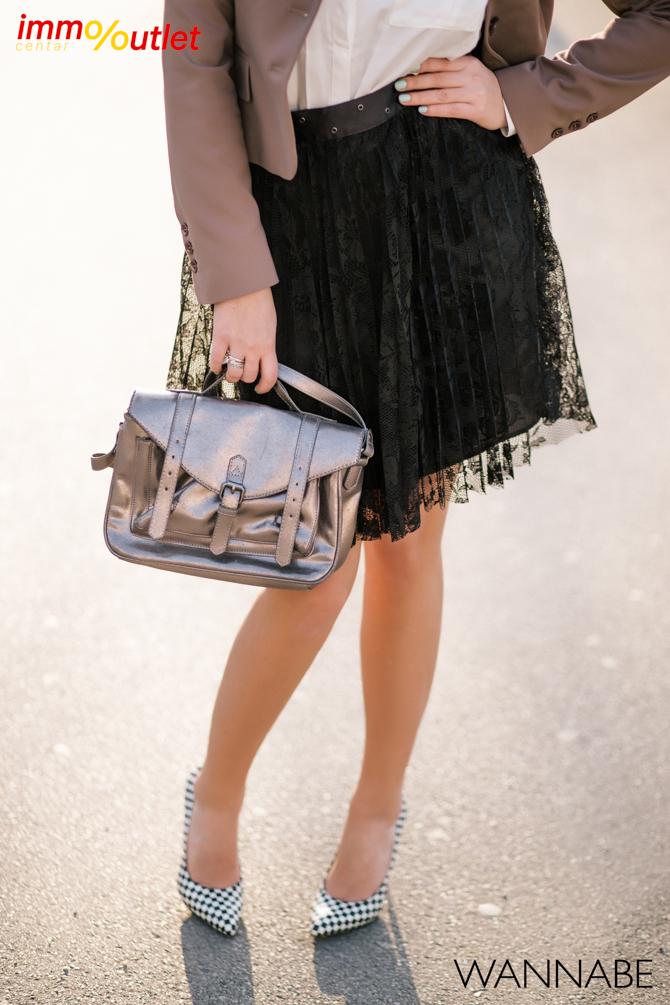 Wannabe fashion predlog Immo outlet center Wannabe blogger 6 Modni predlozi iz Immo Outlet Centra: Čista elegancija