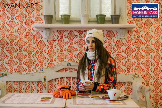Wannabe fashion predlog outlet center Indjija 1 Fashion Park Outlet Centar modni predlog: Udobno i toplo na planinu