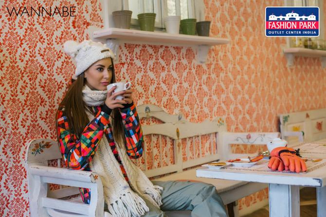 Wannabe fashion predlog outlet center Indjija 2 Fashion Park Outlet Centar modni predlog: Udobno i toplo na planinu
