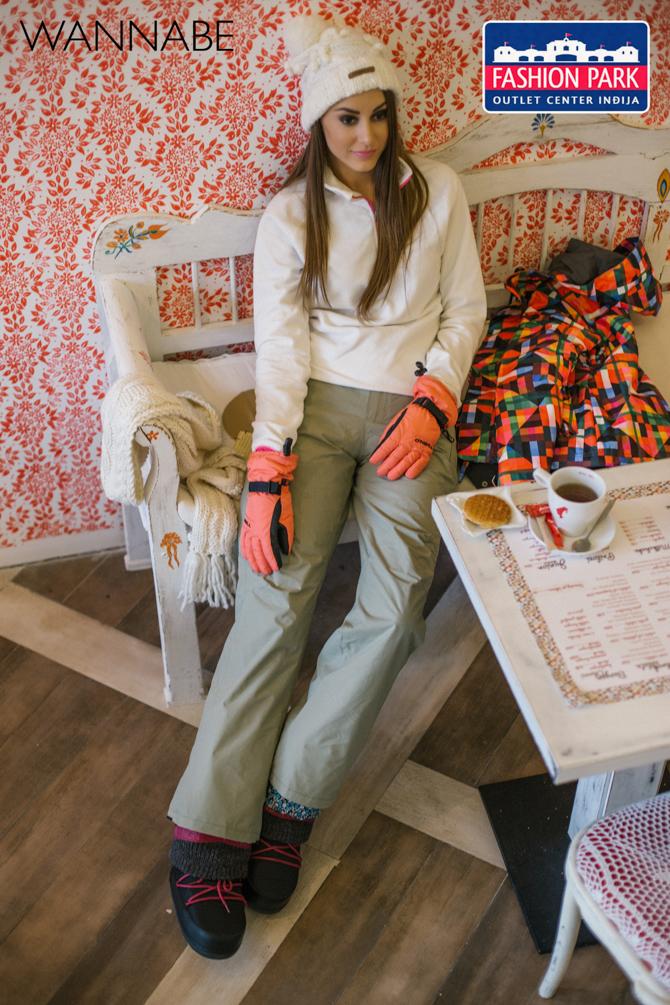 Wannabe fashion predlog outlet center Indjija 7 Fashion Park Outlet Centar modni predlog: Udobno i toplo na planinu