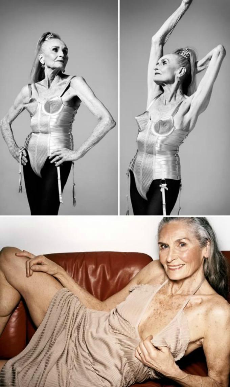 bakuta1 Kako izgleda modeling u 85 oj godini života?