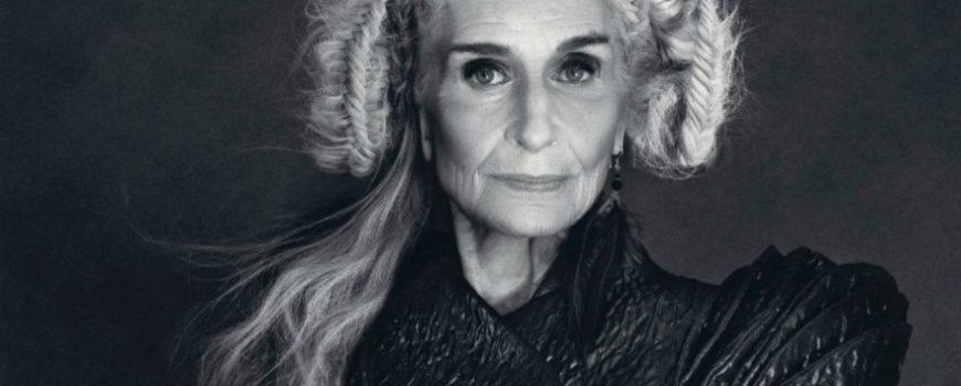 Kako izgleda modeling u 85-oj godini života?