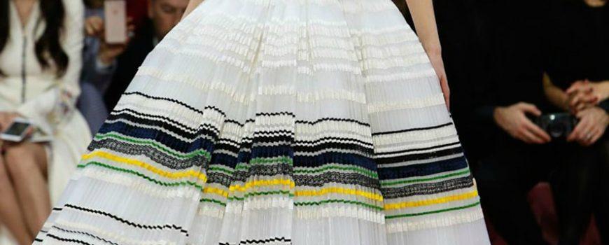 Kako nastaje jedna Dior haljina?