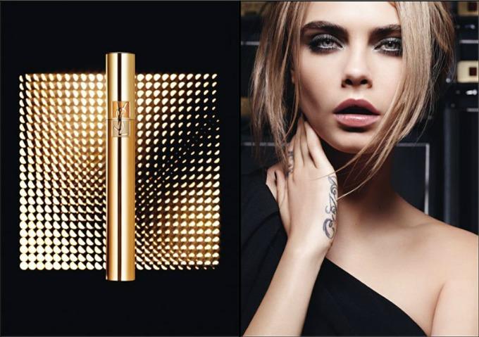 kara delevinj za ysl beauty 5 Kara Delevinj za YSL Beauty