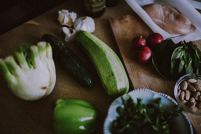 katarina sharon recept Zdrav obrok: Matovilac salata sa komoračem