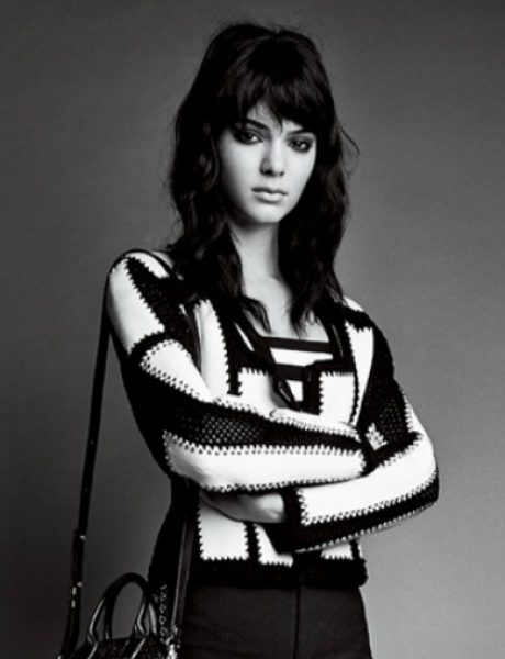 "Kendal Džener ponovo u magazinu ""Vogue"""