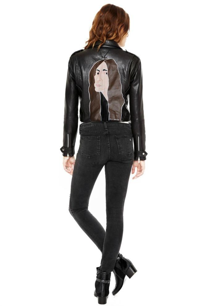 kozne jakne Personalizovane kožne jakne: Dejvid Bovi i Frida Kalo vam čuvaju leđa