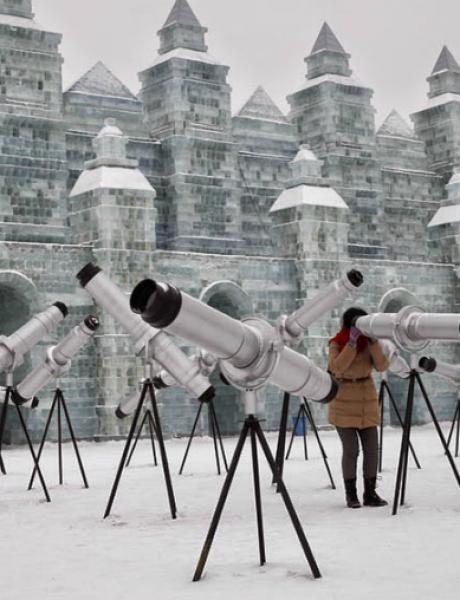 Ledeni festival u Kini