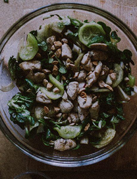 Zdrav obrok: Matovilac salata sa komoračem