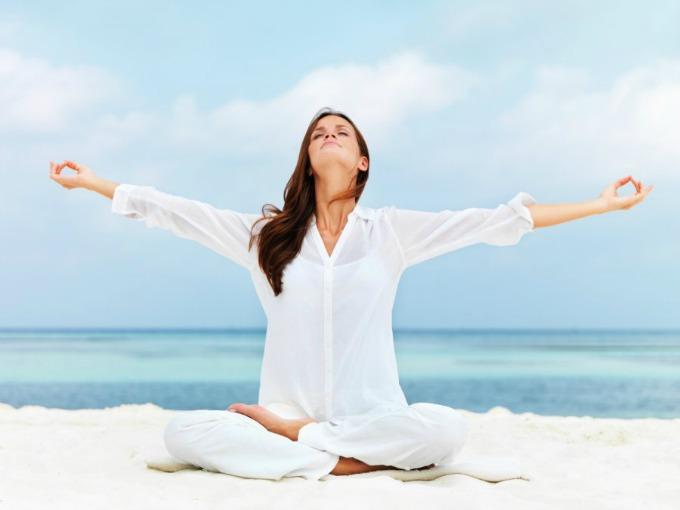 meditacija na plazi Kako da meditirate?