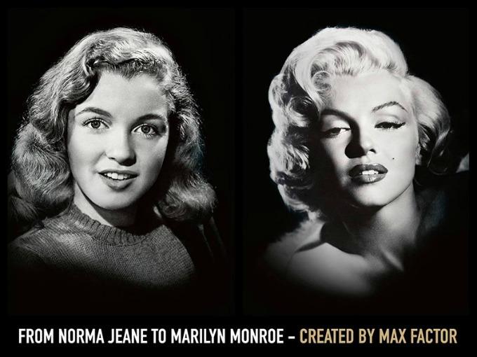 merilin monro kao lice kozmeticke kuce max factor 1 Merilin Monro kao lice kozmetičke kuće Max Factor