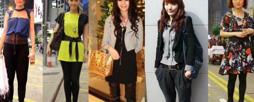 Nova moda u Hong Kongu