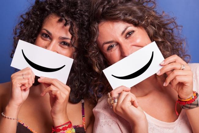 nasmejane osobe Možete i vi: Pet osobina stabilnih osoba