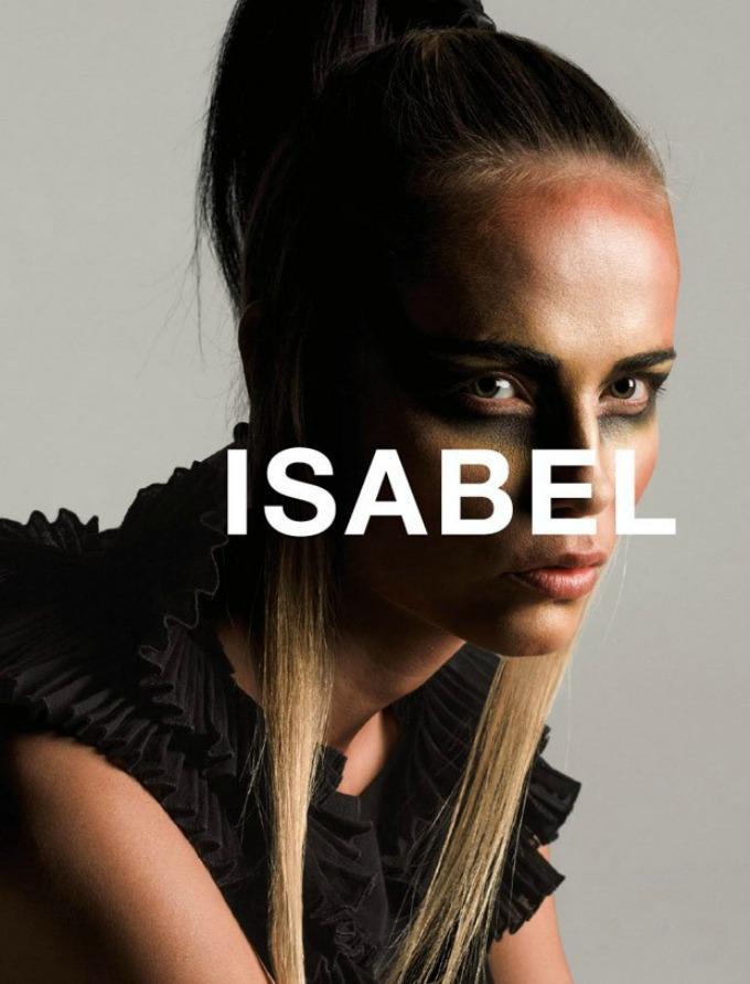 natasa poli za modnu kucu isabel marant 1 Nataša Poli za modnu kuću Isabel Marant