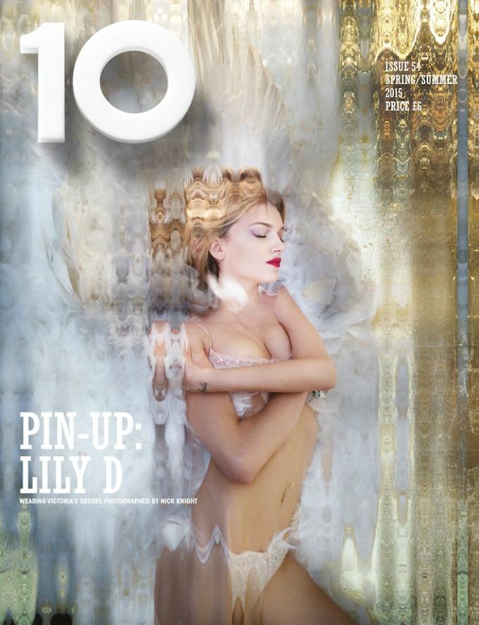 pin up naslovnice 2 Pin up naslovnice Viktorijinih anđela za magazin 10
