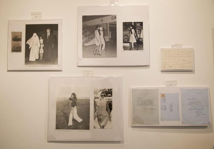 pisma dzeki kenedi Prodata pisma u kojima je Džeki Kenedi pisala o modi