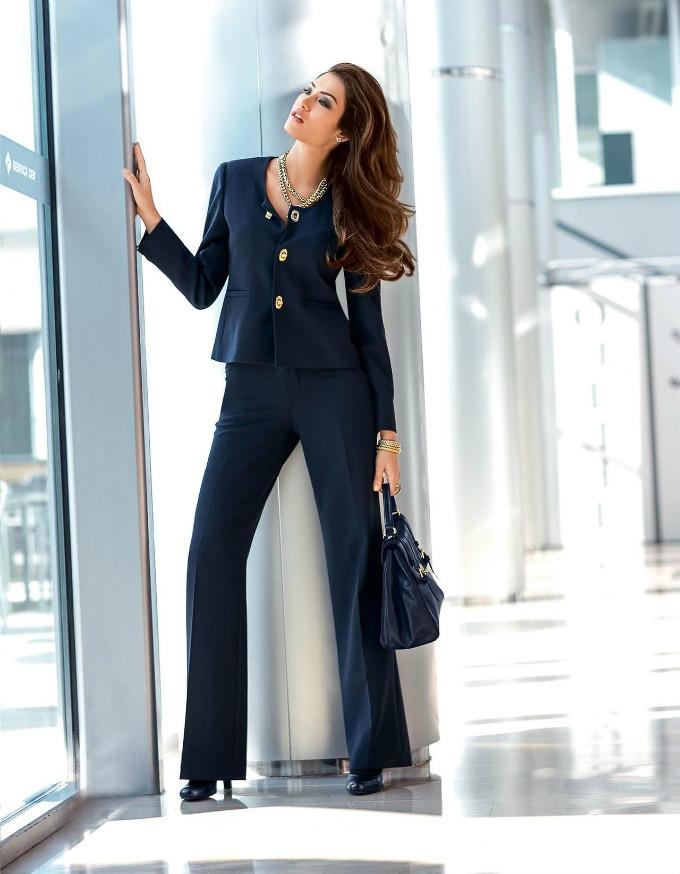 poslovna zena Vodič kroz poslovni stil: Pravila poslovnog oblačenja
