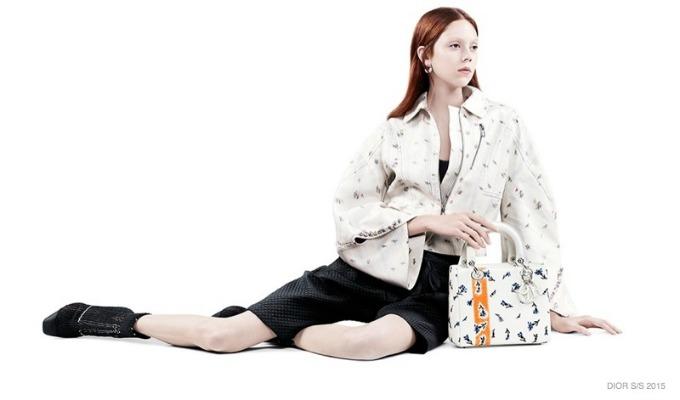 prolecna kampanja brenda dior 1 Prolećna kampanja brenda Dior