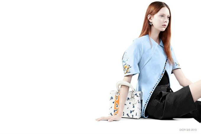 prolecna kampanja brenda dior 3 Prolećna kampanja brenda Dior