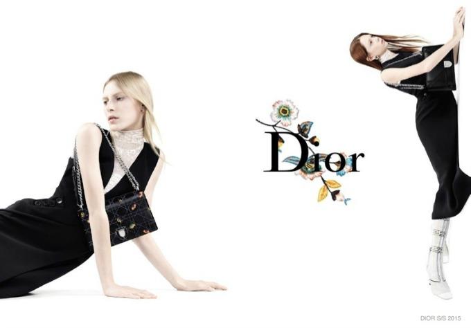 prolecna kampanja brenda dior 4 Prolećna kampanja brenda Dior