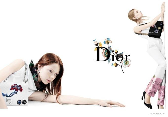 prolecna kampanja brenda dior 5 Prolećna kampanja brenda Dior