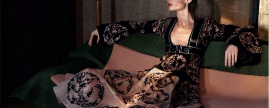 Prolećna kampanja modne kuće Alexander McQueen