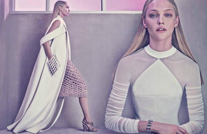 prolecna kampanja modne kuce balenciaga 1 Prolećna kampanja modne kuće Balenciaga
