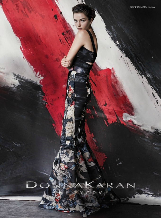 prolecna kampanja modne kuce donna karan 1 Prolećna kampanja modne kuće Donna Karan