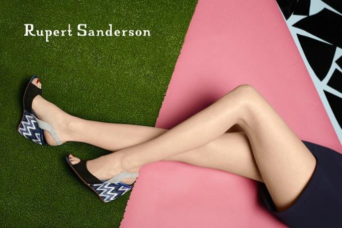 prolecna kampanja modne kuce rupert sanderson 1 Prolećna kampanja modne kuće Rupert Sanderson