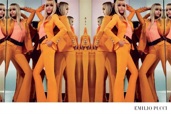 prolecna kolekcija brenda emilio pucci 3 Prolećna kampanja brenda Emilio Pucci