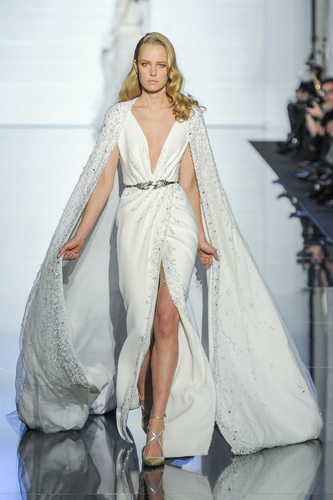 revija brenda zuhair murad 1 Paris Haute Couture Fashion Week: Revija brenda Zuhair Murad