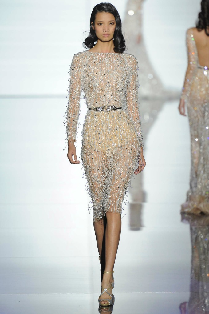 revija brenda zuhair murad 3 Paris Haute Couture Fashion Week: Revija brenda Zuhair Murad
