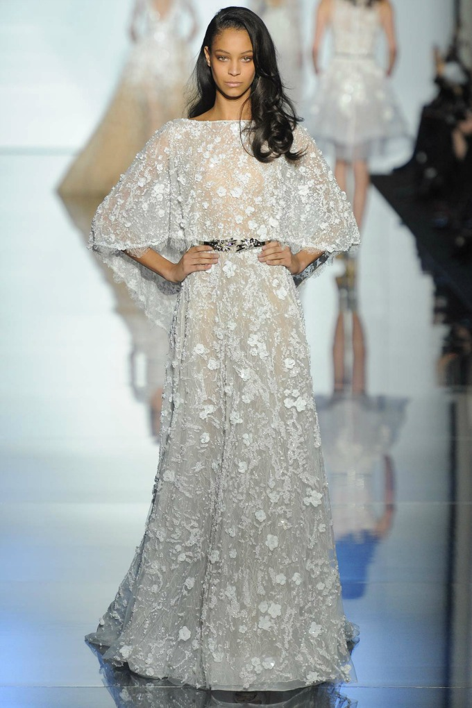 revija brenda zuhair murad 4 Paris Haute Couture Fashion Week: Revija brenda Zuhair Murad