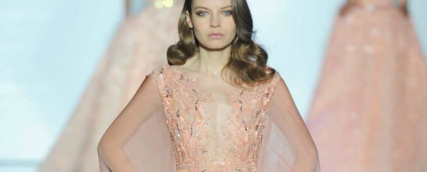 Paris Haute Couture Fashion Week: Revija brenda Zuhair Murad