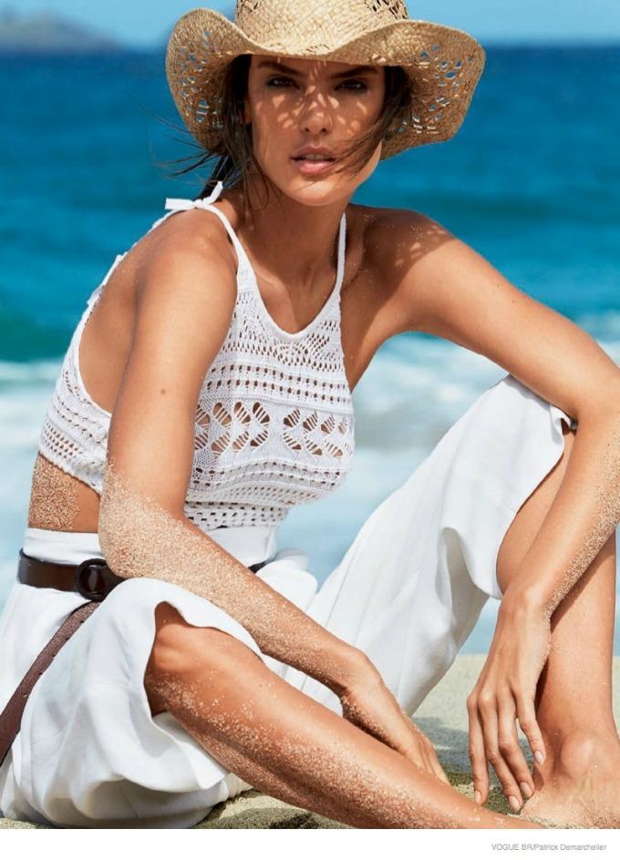 seksi alesandra ambrosio za vogue brazil 1 Seksi Alesandra Ambrosio za Vogue Brazil