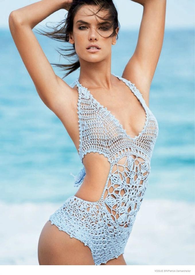 seksi alesandra ambrosio za vogue brazil 2 Seksi Alesandra Ambrosio za Vogue Brazil