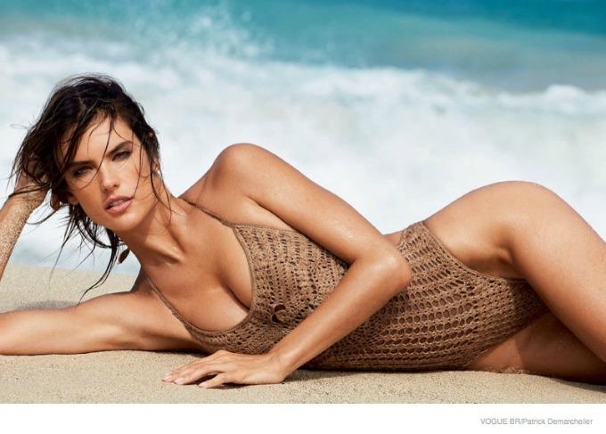 seksi alesandra ambrosio za vogue brazil 4 Seksi Alesandra Ambrosio za Vogue Brazil